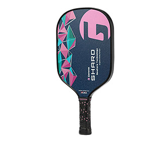 Gamma Shard Pickleball Paddle (Pink)