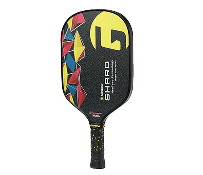 Gamma Shard Pickleball Paddle (Yellow)