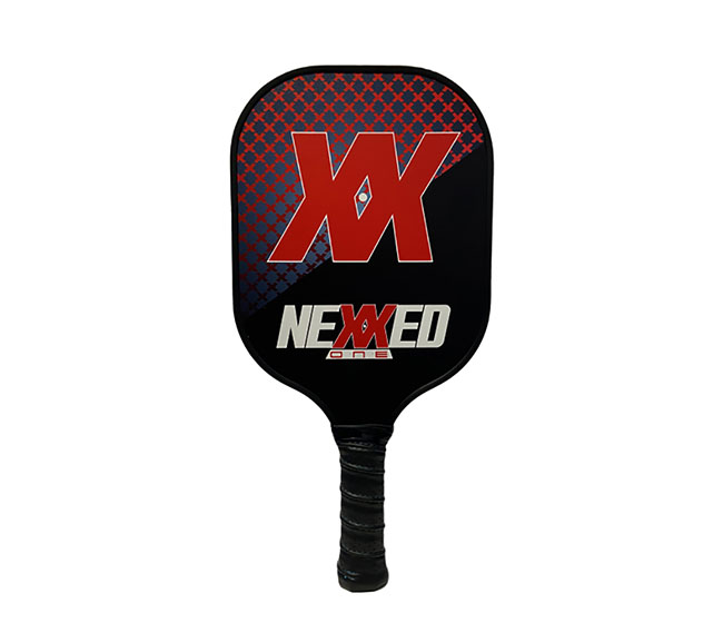 Nexxed X1 Pickleball Paddle (Red)
