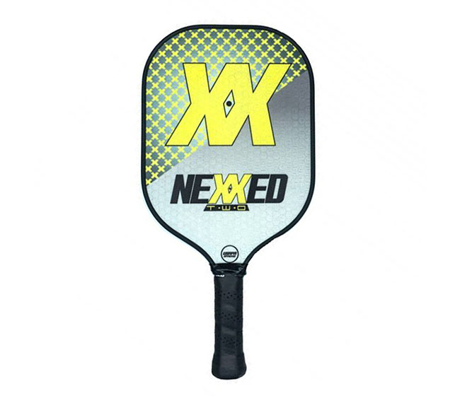 Nexxed X2 Pickleball Paddle (Yellow)