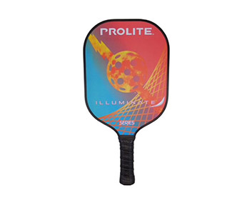 ProLite Illuminate Pickleball Paddle (Red)
