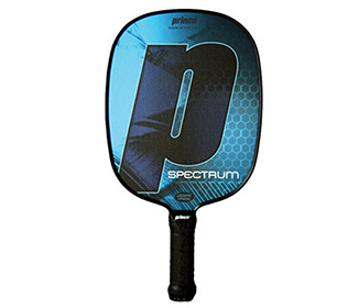 Prince Spectrum Pickleball Paddle (Standard Grip) (Blue)