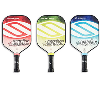 Selkirk Amped Epic Lightweight Pickleball Pad