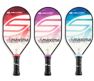 Selkirk Amped Maxima Lightweight Pickleball P