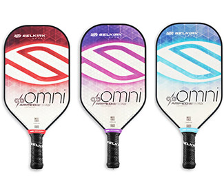 Selkirk Amped Omni Lightweight Pickleball Pad