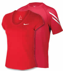 Shop Red Tennis Team Uniforms