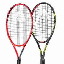 Tennis Racquets. Head Tennis