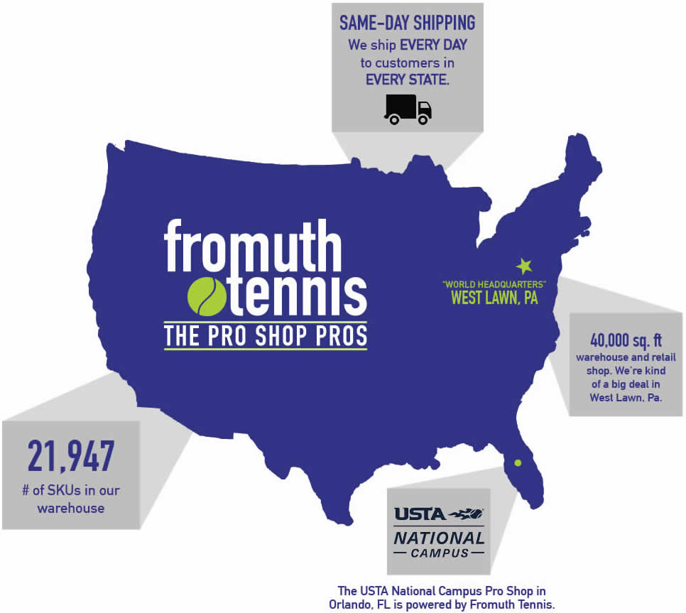 About Fromuth Tennis