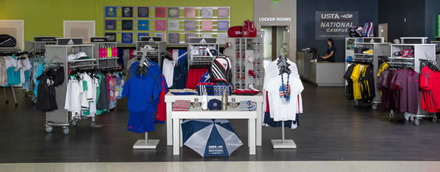 USTA National Campus Retail Store